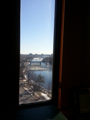 View from Carleton Office