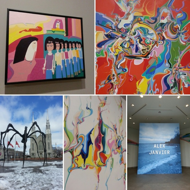 Alex Janvier Exhibit